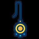 Earring Pendant Precious Icon