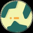 Earth World Globe Icon
