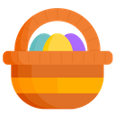 Easter Basket Icon