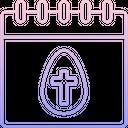 Easter Day Spring Season Easter Icon