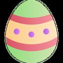 Easter Egg Egg Decoration Icon
