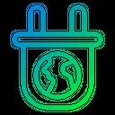 Eco Energy Renewable Energy Energy Icon