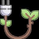 Eco Plug Icon
