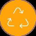 Ecology Environmen Recycle Icon