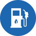 Ecology Environment Fuel Icon