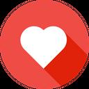 Ecology Environment Heart Icon