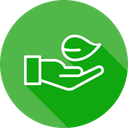 Ecology Environment Leaf Icon