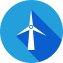Ecology Environment Wind Icon
