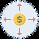 Economic Expansion Economic Expansion Icon