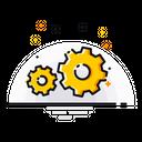 Edit Gear Setting Icon