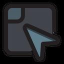 Editor Scale Graphic Design Icon