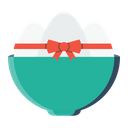 Egg Eggs Bowl Icon