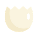 Egg Eggs Skin Icon