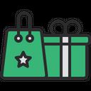 Eid Shopping Icon