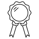 Election Badge Icon