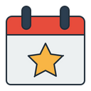 Election Day Voting Icon