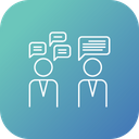 Talk Election Conversation Icon
