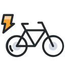 Electric Bike Bike Cycling Icon
