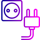 Electric Ground Jack Icon