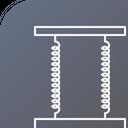 Electrmagnatic Icon