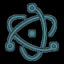 Electron Original Icon