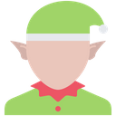 Elf Story Christmas Icon