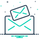 Email Letter Messages Icon