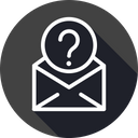 Email Mail Help Icon