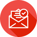 Email Mail Verify Icon