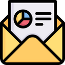 Marketing Growth Business Icon
