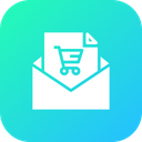 Email Shop Shopping Icon
