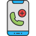 A Emergency Call Emergency Call Hospital Call Icon