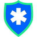 Emergency Medical Services Logo Icon