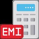 Emi Calculator Emi Emi Calculation Icon