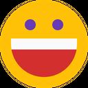 Yahoo Social Media Logo Icon