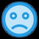 Emoji Sad Face Icon