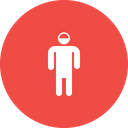Employee Performance Growth Icon