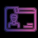 Employee Folder Icon