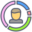 Infographic User Information Icon