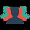 Employee Leader Team Icon
