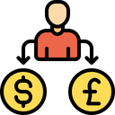 Currency Conver Money Exchange Currency Icon