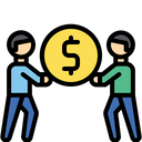 Employee salary Icon