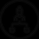 Employee task Icon