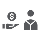 Salary Finance Payment Icon