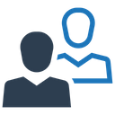 Employees Group Team Icon