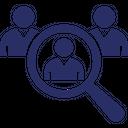 Employment Human Resource Recruitment Icon