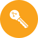 Key Access Network Icon