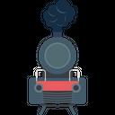 Engine Locomotive Steam Engine Icon