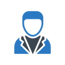 Engineer Employee User Icon