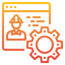 Browser Programming Engineering Icon